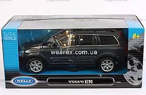 Коллекционная машина Volvo XC90, 22460W, купить