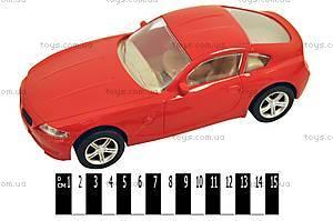 Инерционная машинка BMW, 6210