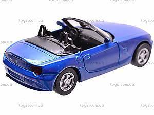 Инерционная машинка BMW Z4, 51863C, купить