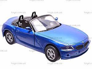 Инерционная машинка BMW Z4, 51863C
