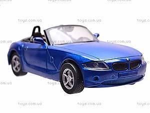 Инерционная машинка BMW Z4, 51863C, отзывы