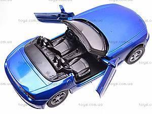 Инерционная машинка BMW Z4, 51863C, цена