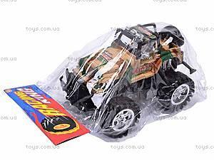 Инерционная машинка «Джип», для детей, 55-03A, купить