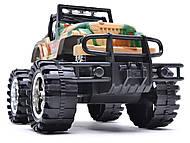 Инерционная машинка «Джип», для детей, 55-03A
