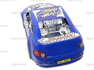 Инерционная машинка, для детей, 2657, купить