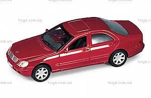 Инерционная машинка Mercedes-Benz S-Class, 49751 CW