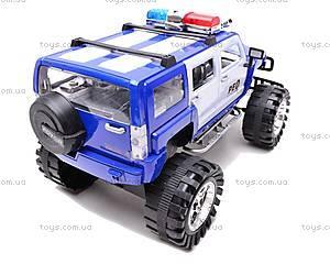 Инерционная машинка «Полиция», 686-10, купить
