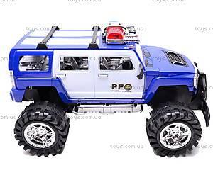 Инерционная машинка «Полиция», 686-10, фото