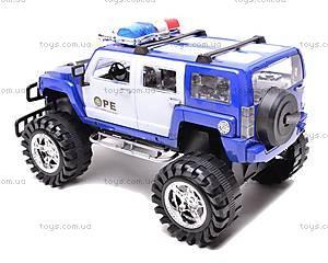 Инерционная машинка «Полиция», 686-10, цена