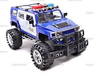 Инерционная машинка «Полиция», 686-10