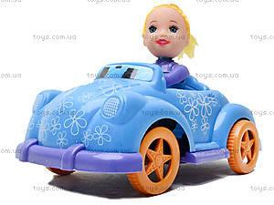 Инерционная машинка с девочкой, 279B-1, магазин игрушек