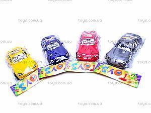 Инерционная машинка «Спорткар», QD333, детские игрушки