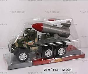 Инерционная машинка «Военная», 2188-74