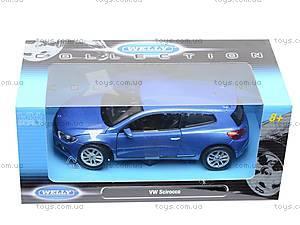 Инерционная модель Volkswagen Scirocco, 24007W, отзывы