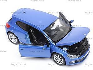 Инерционная модель Volkswagen Scirocco, 24007W, цена