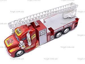 Инерционная пожарная машина, 689-108, купить
