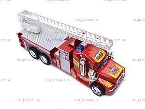 Инерционная пожарная машина, 689-108, фото