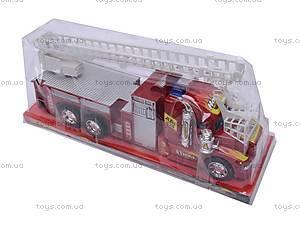 Инерционная пожарная машина, 689-108, отзывы