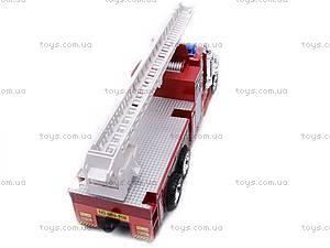 Инерционная пожарная машина, 689-108, цена