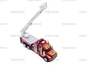 Инерционная пожарная машина, 689-108
