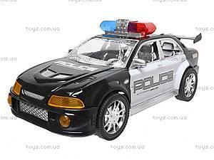 Инерционная полицейская машинка, 5938, фото