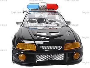 Инерционная полицейская машинка, 5938, отзывы