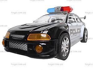 Инерционная полицейская машинка, 5938, игрушки