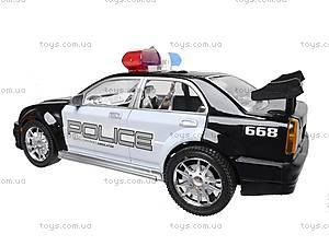 Инерционная полицейская машинка, 5938, детские игрушки