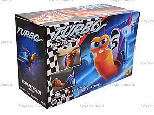 Инерционная улитка «Turbo», 615, игрушки