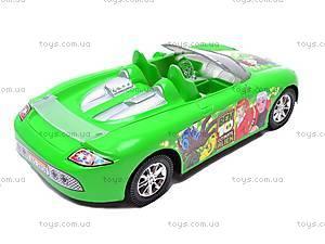 Инерционное авто «Бэн Тэн», 2038, игрушки