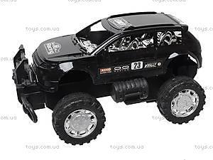 Инерционное авто «Джип», 007-26, детские игрушки