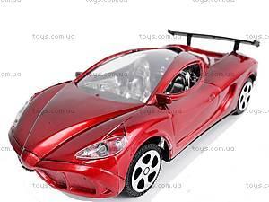 Инерционное авто для детей, 808, набор