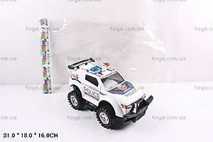 Инерционное авто «Полиция», SH300-10
