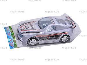 Инерционное детское авто, 3 вида, 2186, купить