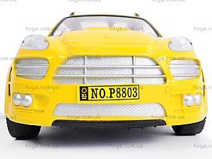 Инерционное игрушечное авто для детей, P8803, Украина
