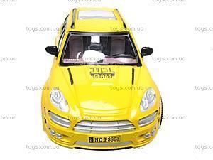 Инерционное игрушечное авто для детей, P8803, фото