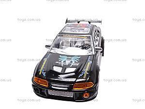 Инерционное игрушечное авто Spiderman, 5948, фото