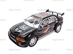 Инерционное игрушечное авто Spiderman, 5948