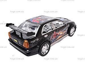 Инерционное игрушечное авто Spiderman, 5948, отзывы