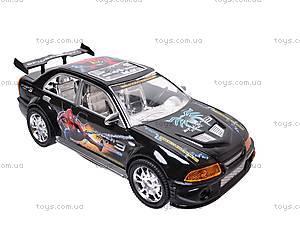Инерционное игрушечное авто Spiderman, 5948, детские игрушки