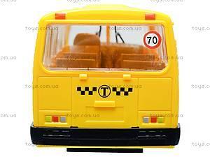 Инерционный автобус «Маршрутное такси», 32118, отзывы
