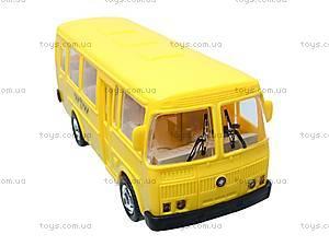 Инерционный автобус «Маршрутное такси», 32118, цена