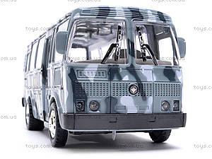 Инерционный автобус «ОМОН», 32116