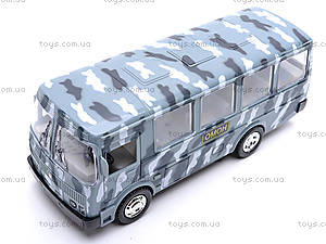 Инерционный автобус «ОМОН», 32116, фото