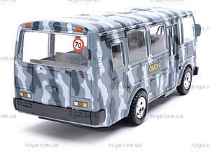 Инерционный автобус «ОМОН», 32116, отзывы