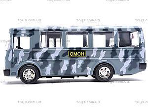 Инерционный автобус «ОМОН», 32116, цена