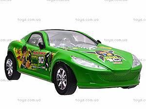 Инерционный автомобиль «Ben 10», 0590-2, цена