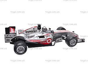Инерционный автомобиль «Формула-1», F993, купить