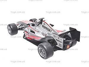 Инерционный автомобиль «Формула-1», F993, фото