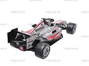 Инерционный автомобиль «Формула-1», F993, отзывы